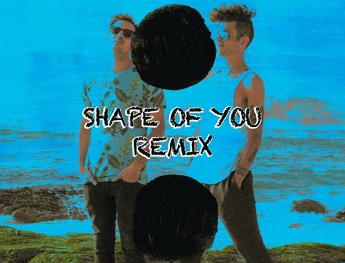 Ed Sheeran - Shape of You (Jamieson Hill & JACK FORD's Remix)