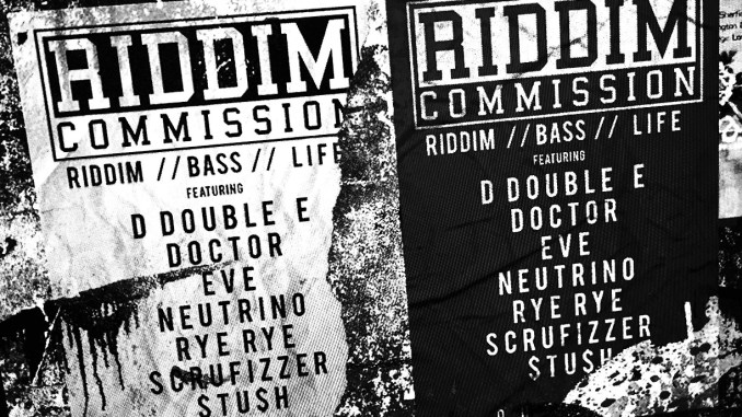 Riddim Commission ft Doctor - Biggup [House, Bass House]