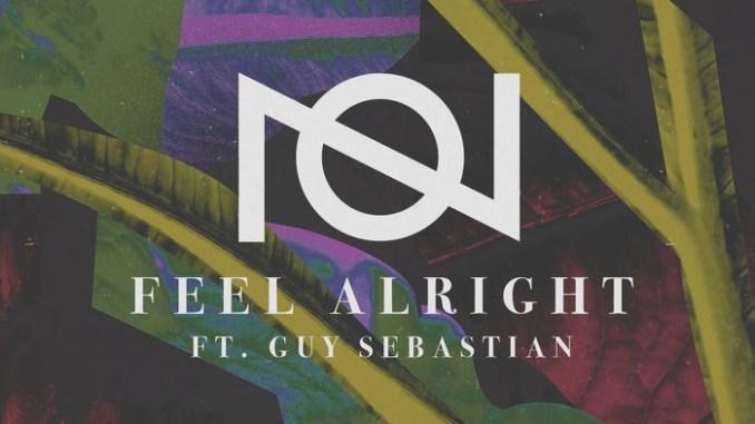 Oliver Nelson Ft. Guy Sebastian - Feel Alright (Patawawa Remix)[Disco]