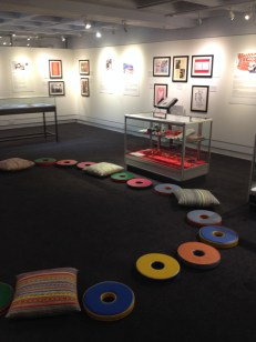 Islington museum set up for families