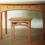 desk&stool