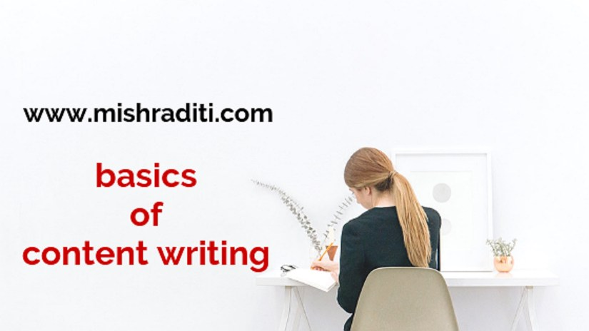 How to Get the Important Basics of Content Writing in a Simple Way