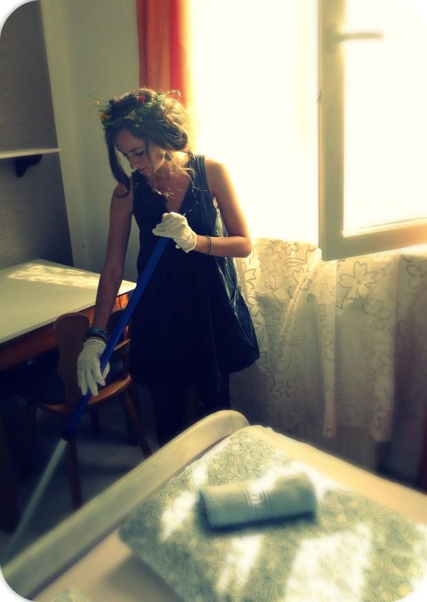 Volunteering in a hostel in Fussen