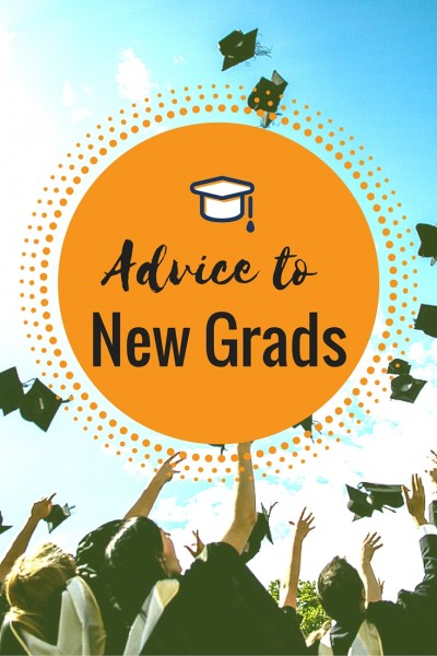 Advice to new grads