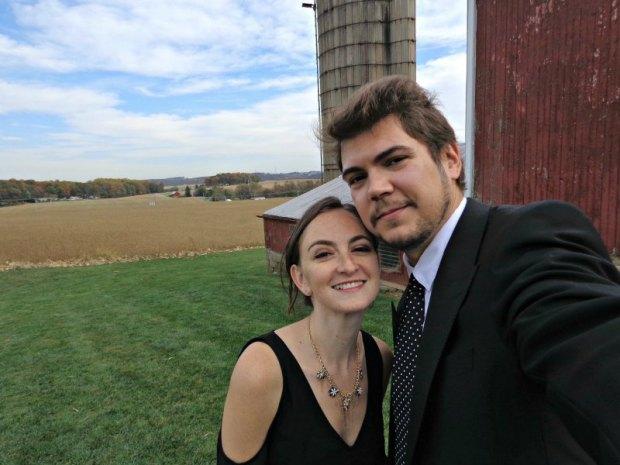 Wedding with Gatien