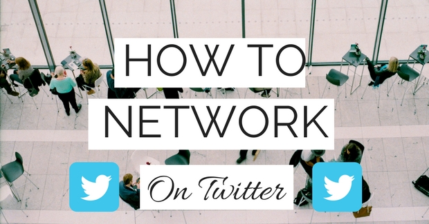 How to Network on Twitter