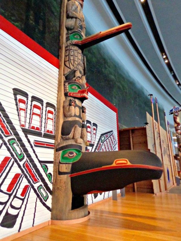 Museum of Civilization in Ottawa