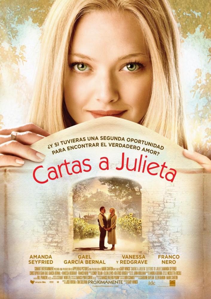 Película: Cartas a Julieta (1/6)