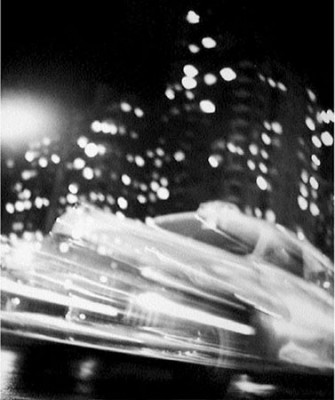 New York.-taxi 1947.-foto Ted Croner.-Michael Hoppen Gallery