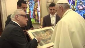 martin scorsese papa francisco