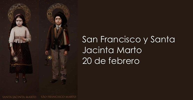 Resultado de imagen para Santos Francisco y Jacinta Marto