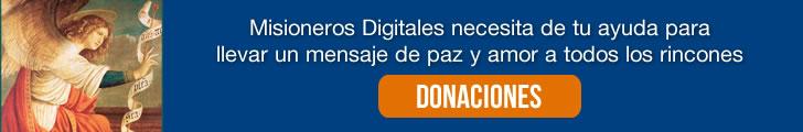 Misioneros Digitales Donaciones