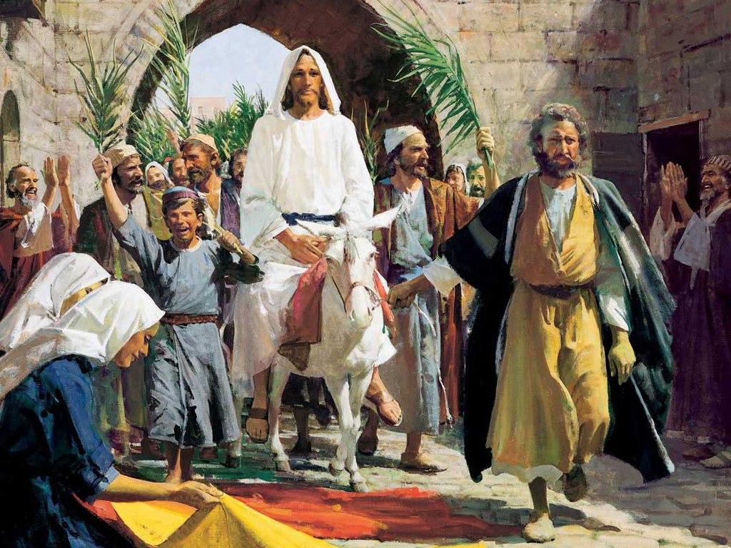 9 cosas sobre el Domingo de Ramos   Misioneros Digitales MDC