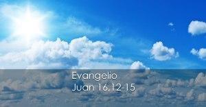 Juan 16,12-15