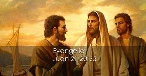 Juan 21 20-25