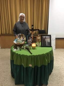 Hna. María Carlota de la Santa Cruz