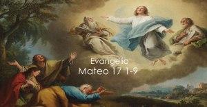 Mateo17 1-9