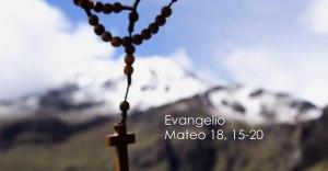 Mateo 18, 15-20