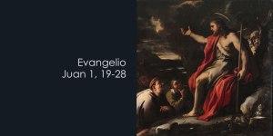 Juan 1, 19-28