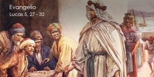 Lucas-5,27-32
