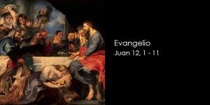 Juan-12,1-11