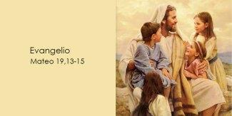 Mateo-19,13-15
