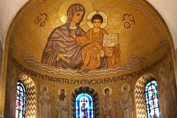 Basilica de la Dormicion de Maria