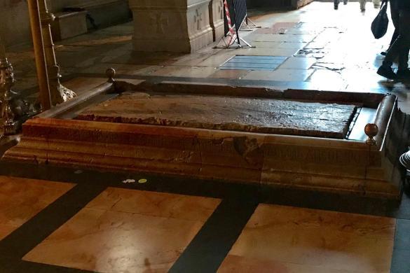 Tierra Santa: Santo Sepulcro, Dormición de la Virgen, Monte de los Olivos y Muro de los Lamentos día 6