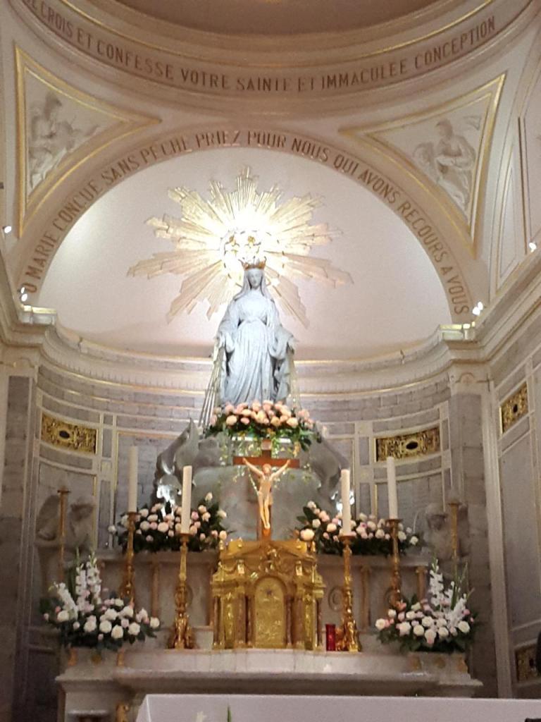 Altar (foto personal)