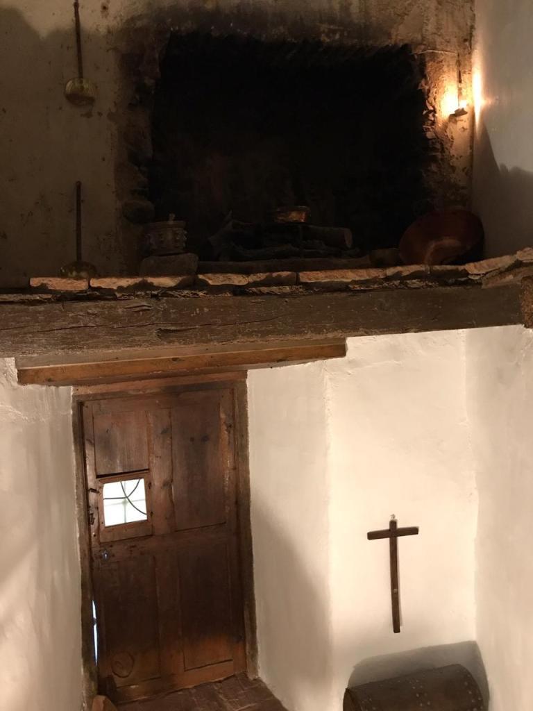 Celda de Santa Teresa