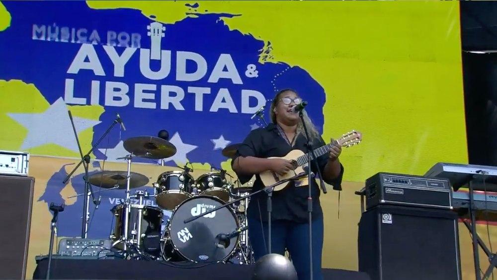 "Reymar Perdomo, artista venezolana con ""Me Fui"""