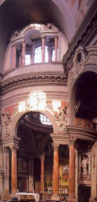 Altar de Real Capilla de San Lorenzo