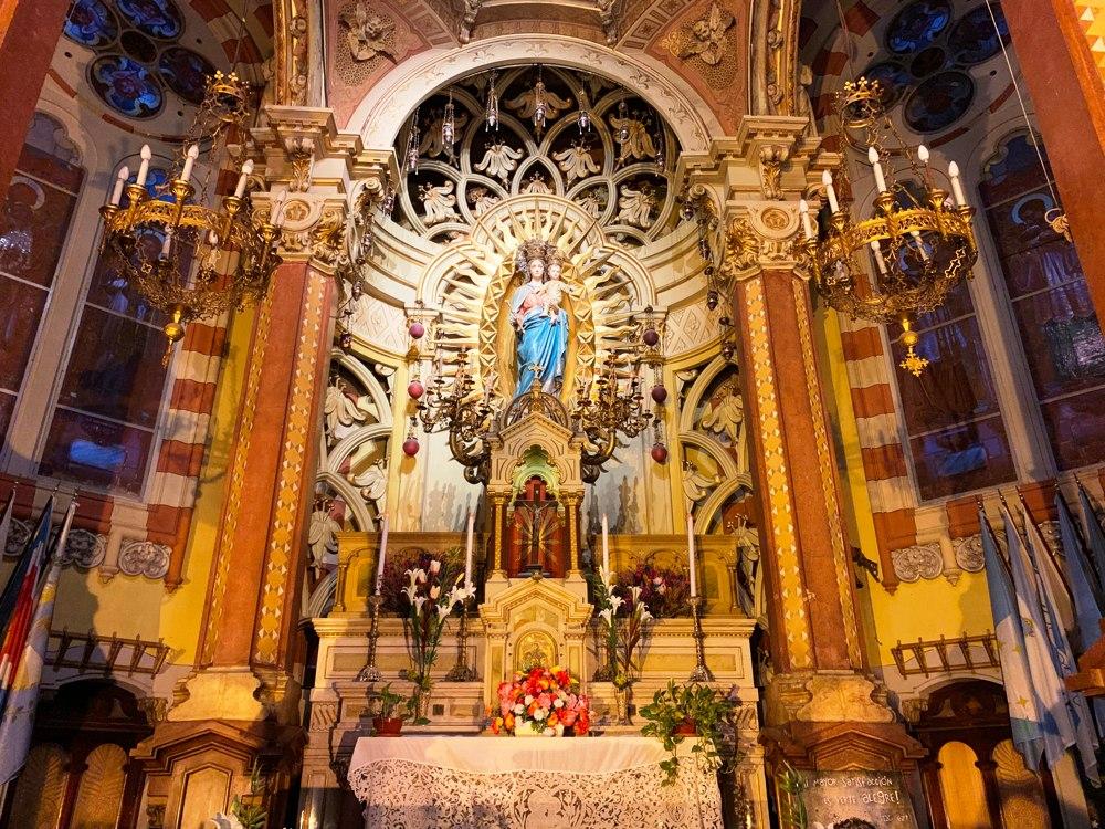 Camarin de la Virgen