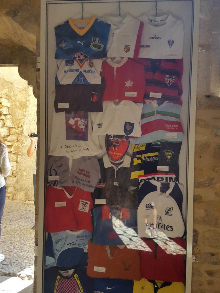 Camisetas de Jugadores de Rugby en Nuestra Señora de la Ovalada (2)