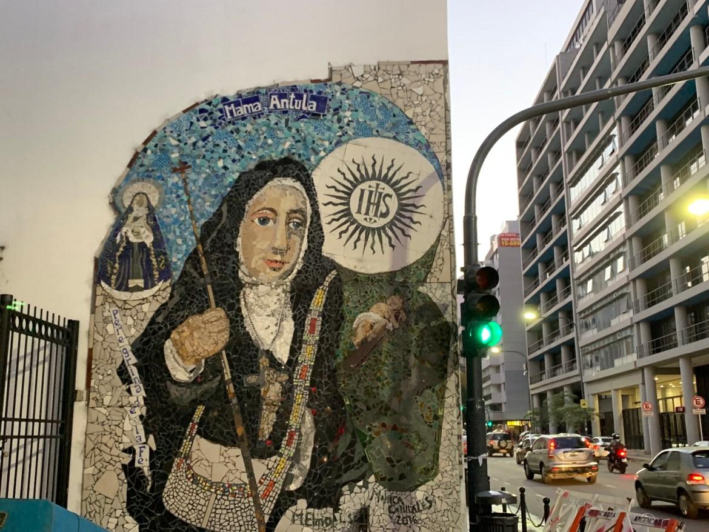 78dd502f09cd Casa de Ejercicios Ignacianos fundada por Mama Antula en Buenos ...
