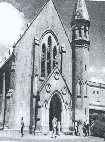 Fotos historicas del Monasterio