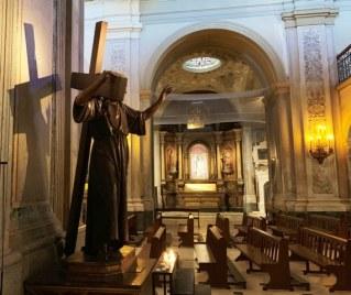 centro de la basílica ntra. sra. del rosario. buenos aires