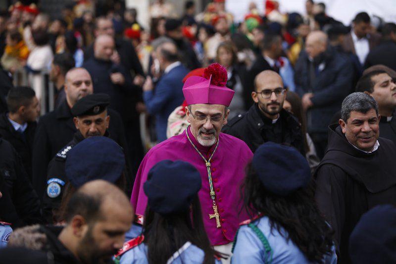 Monseñor Pizzaballa2