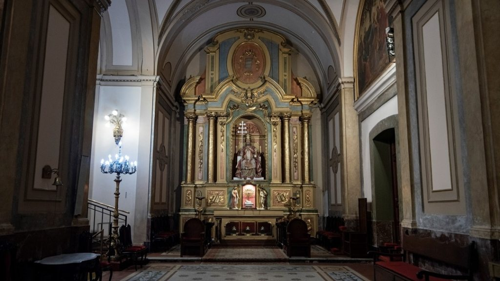 Apóstol San Pedro - Catedral - Altar