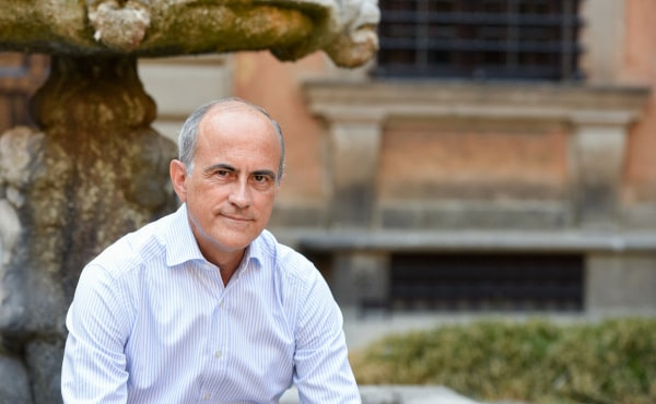 Luis Cano, del Istituto Storico San Josemaría Escrivá
