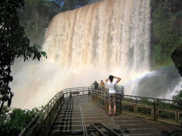 Desde mayo nuevas tarifas para visitar las Cataratas