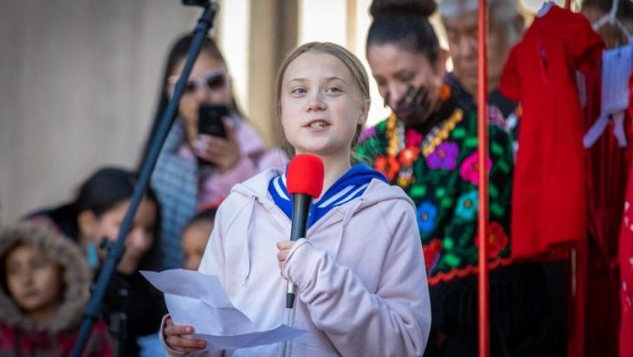 Greta Thunberg returned to complain against Argentina and other countries