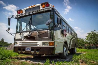 Primer bus - Mision shoffar