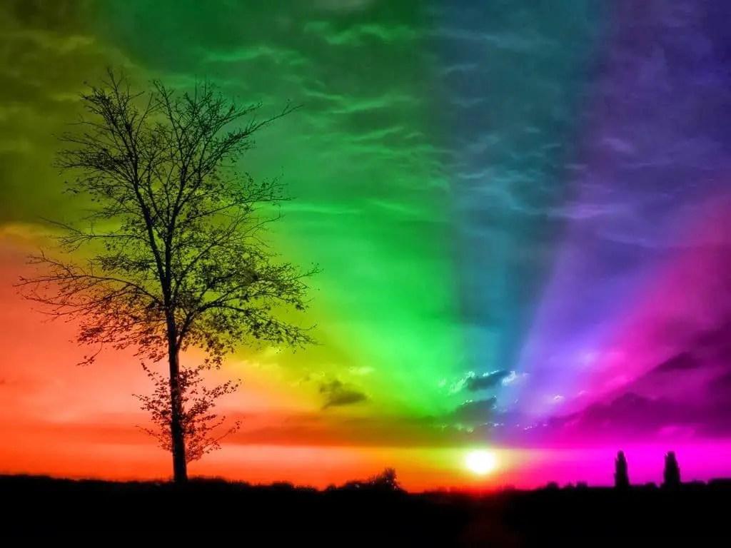 De qu color es el sol Todo lo que deberas saber