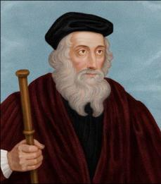 John Wycliffe 1325-1384