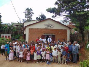 18 Biserica din Antsirabe