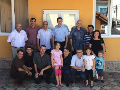 Biserica Cezareea Echipa pastori