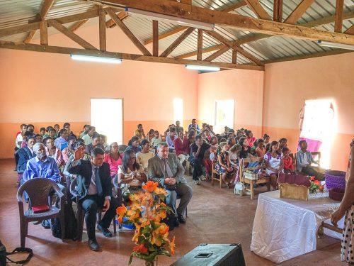 Capacitatea interioară a clădirii Bisericii