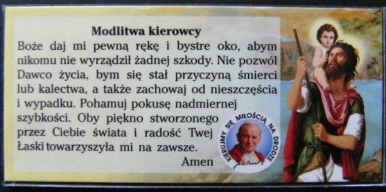 Modlitwa kierowcy1