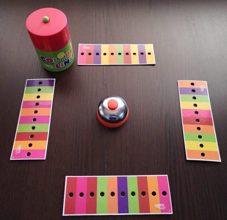 Preparación Color Line